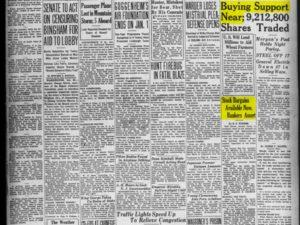 29 ottobre 1929